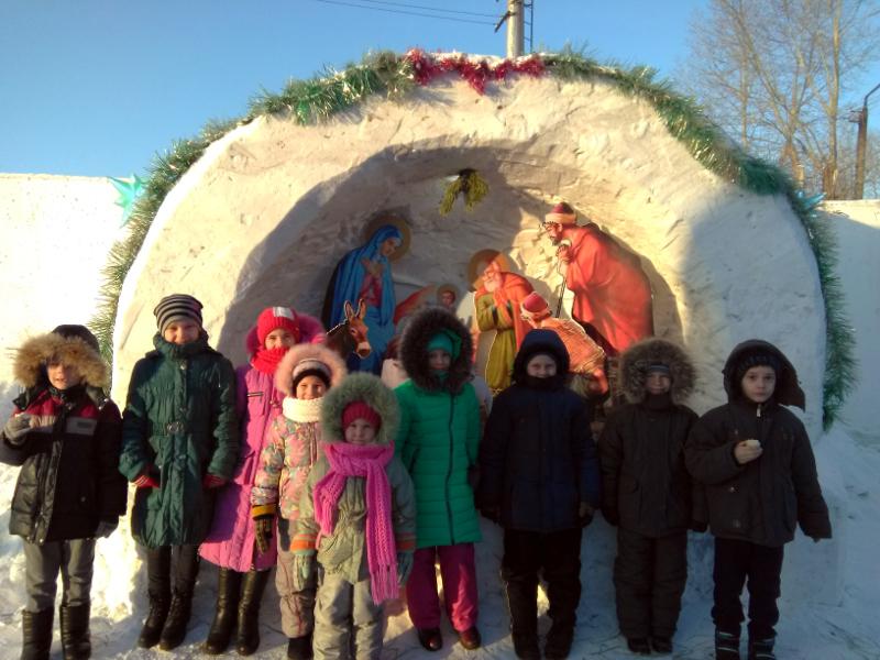Воскресная школа при храме священномученика Мефодия