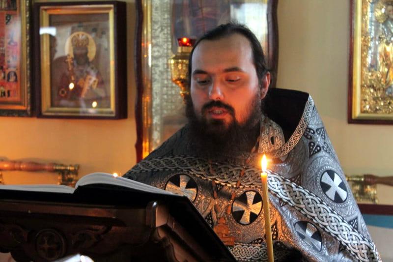 Во второе воскресенье Великого поста в нашем храме была совершена первая Пассия