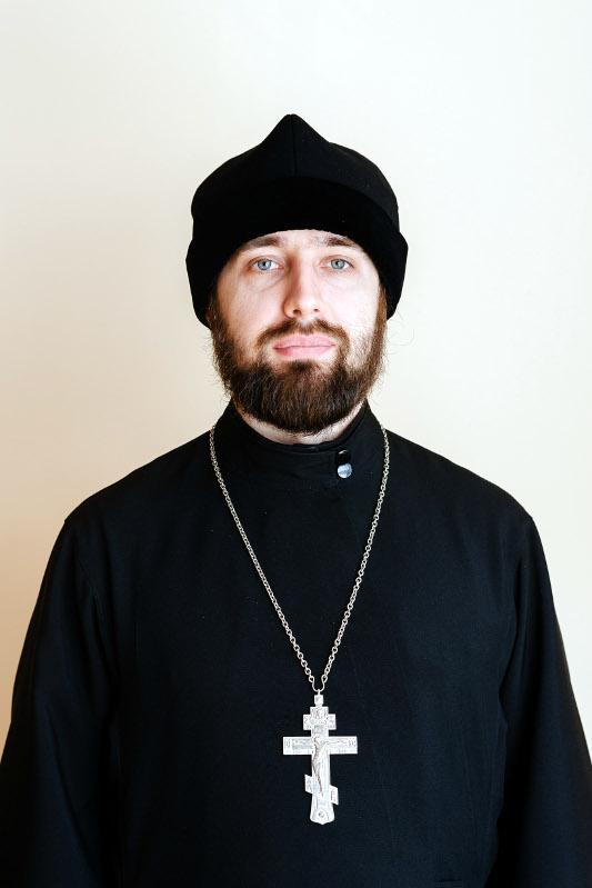 Иерей Евгений Садовский
