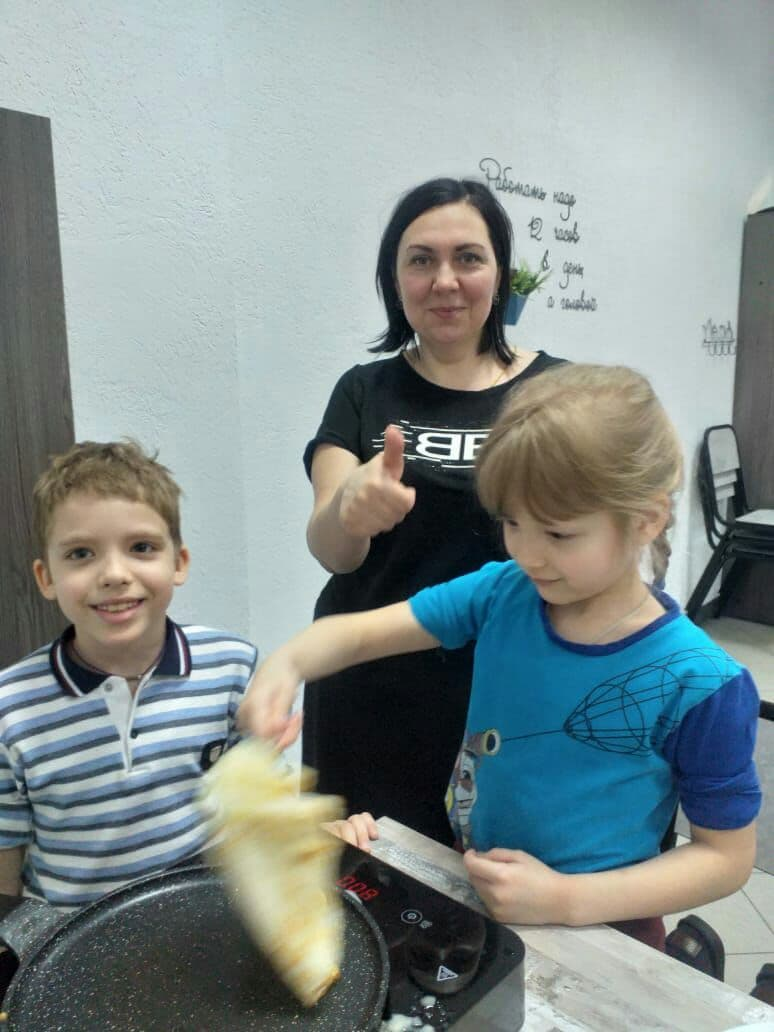 Масленница с детьми