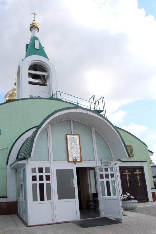 Крестильный храм священномученика Мефодия епископа Петропавловского при приходе святой равноапостольной Марии Магдалины