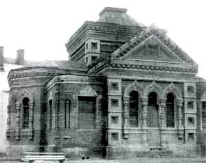 Петропавловск. Церковь Марии Магдалины без крестов